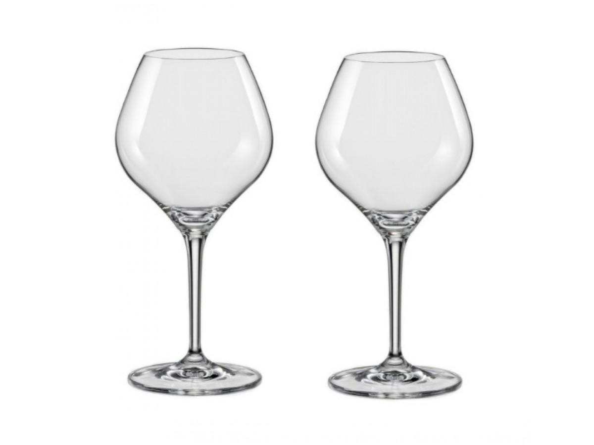 Bohemia Amoroso Набор бокалов для вина 2*350 мл (40651)