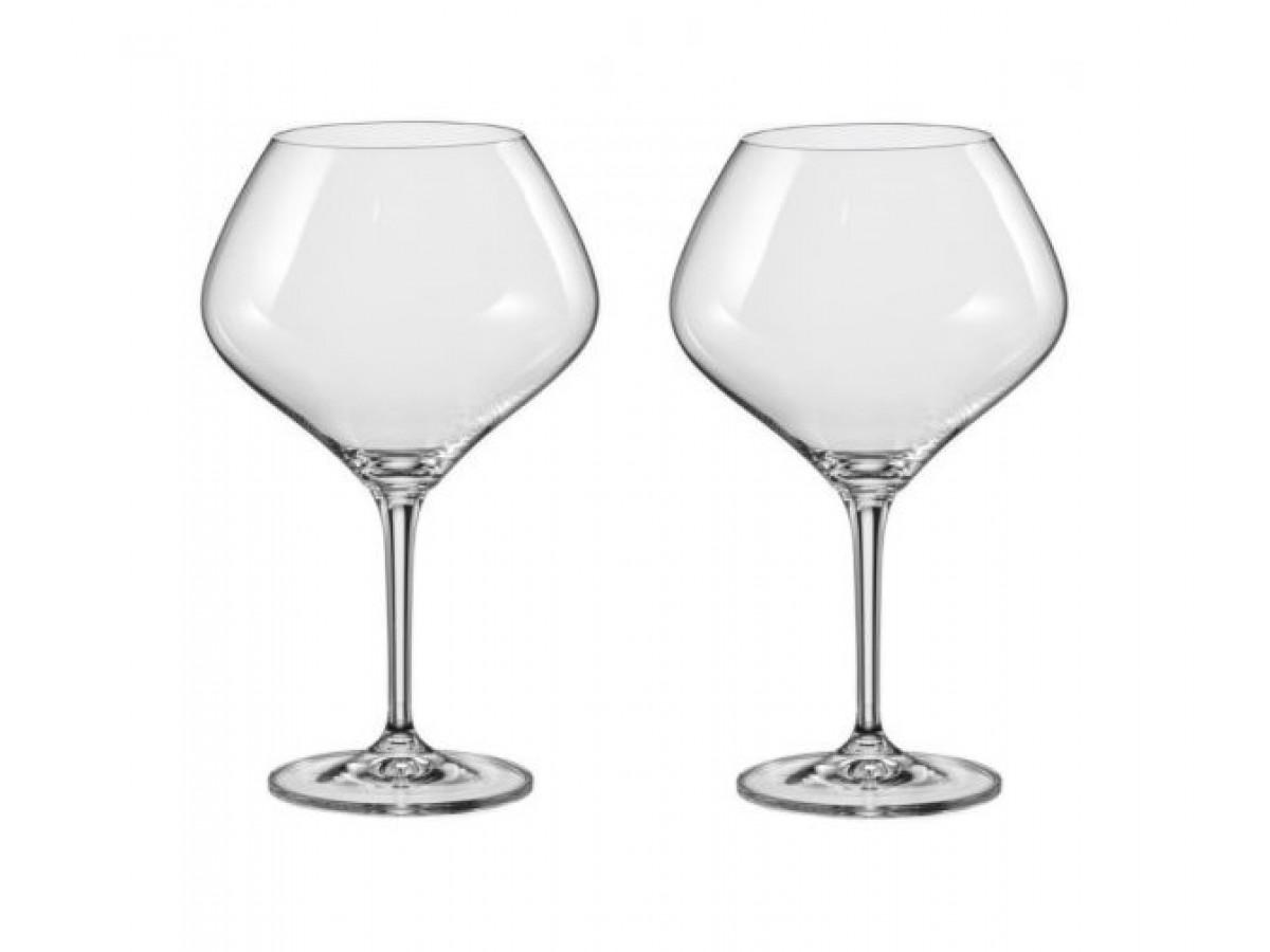 Bohemia Amoroso Набор бокалов для вина 2*470 мл (40651)