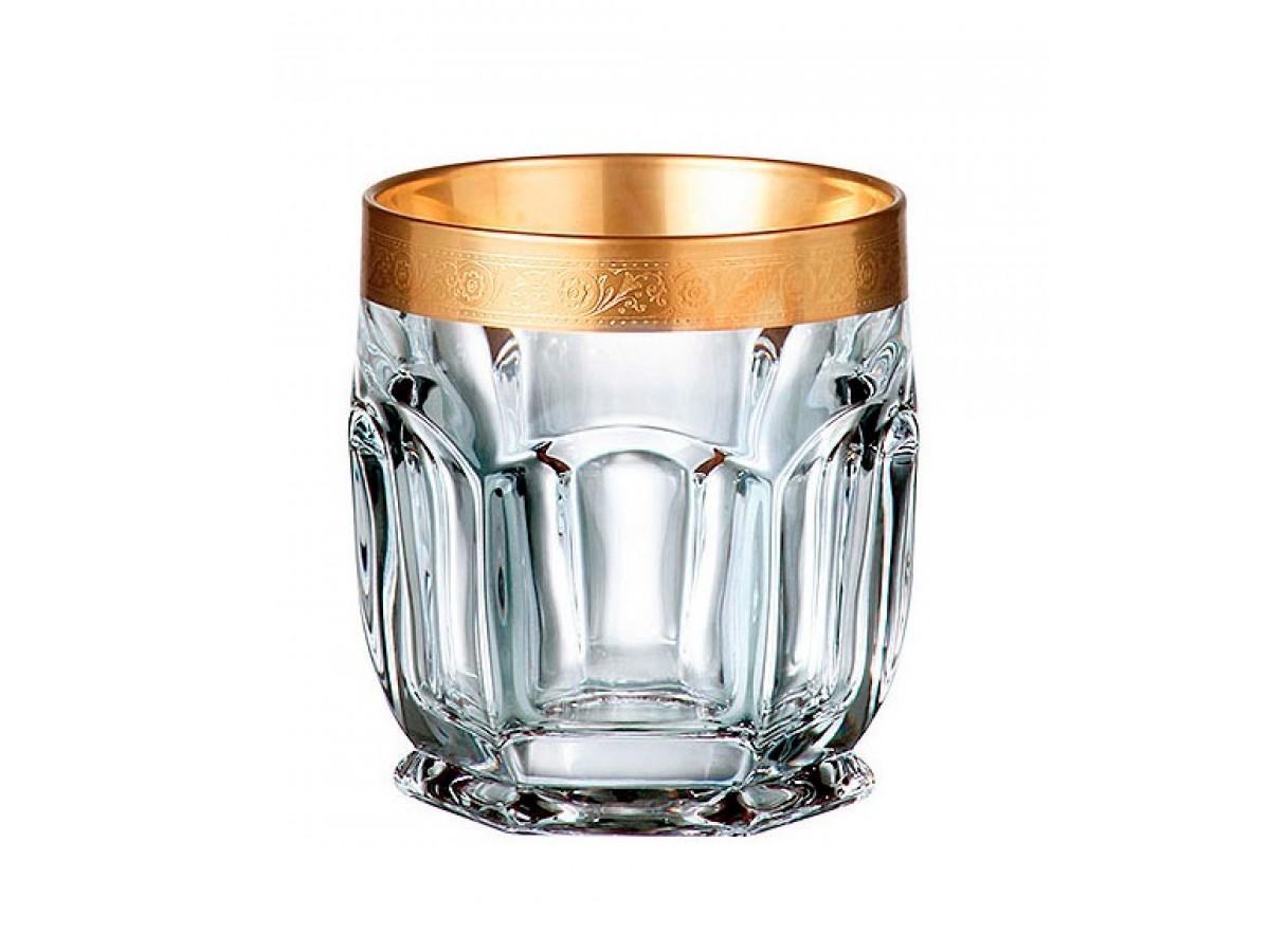 Bohemia Safari Gold Набор стаканов для виски 6*250 мл (2KD67K 430469 250)
