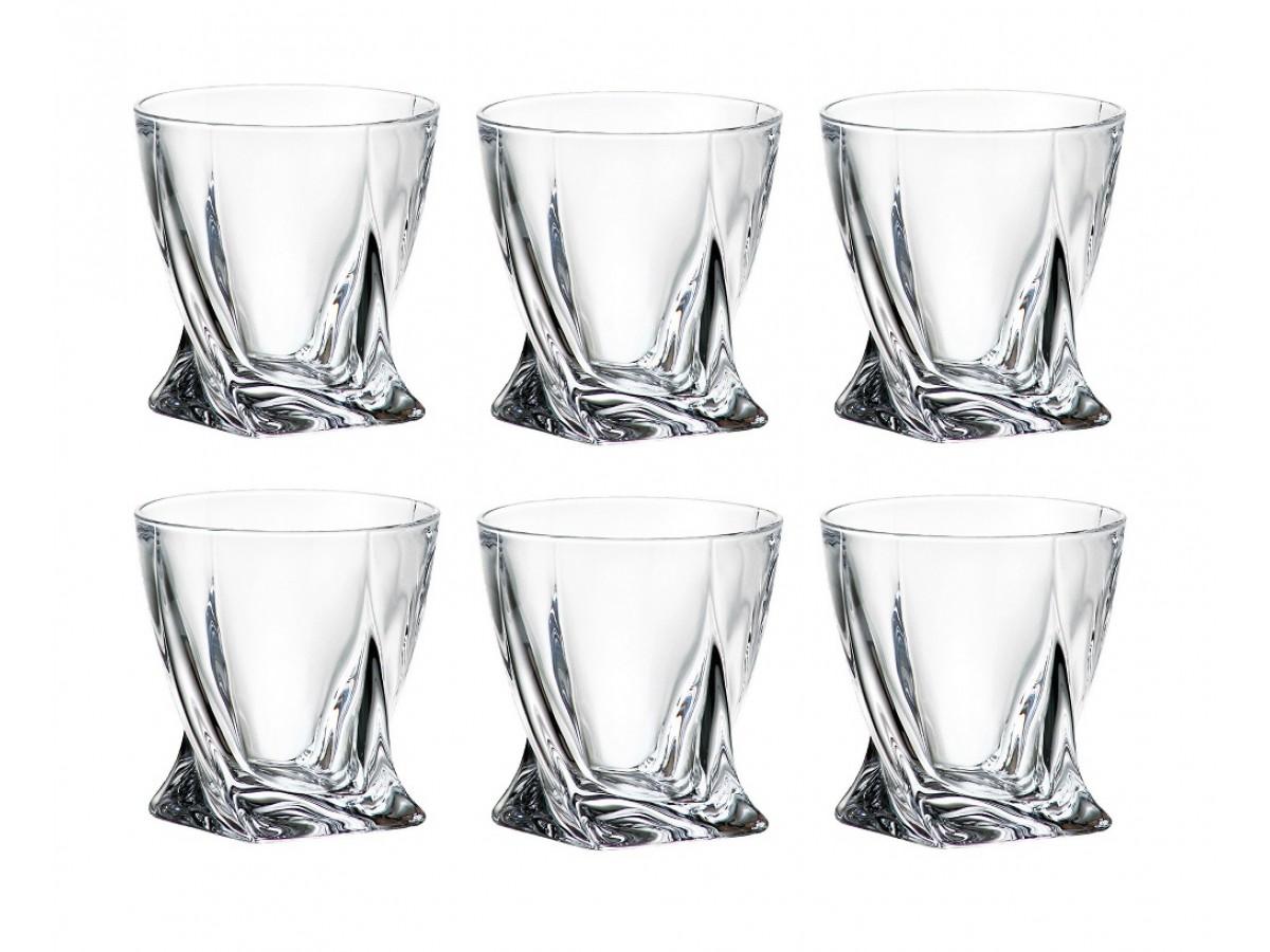 Bohemia Quadro Набор стаканов 6*350 мл (2K936 99A44)