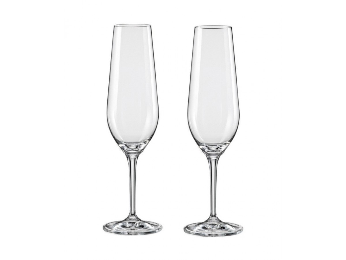 Bohemia Amoroso Набор бокалов для шампанского 2*200 мл