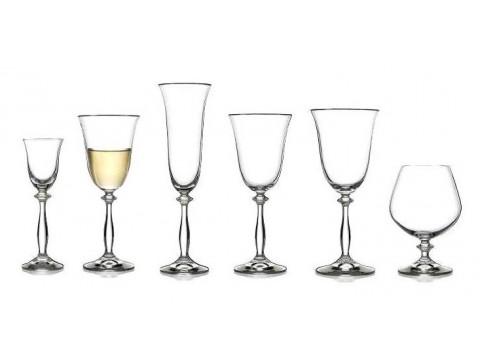 Bohemia Angela Набор бокалов для шампанского 6*190 мл
