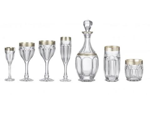 Bohemia Safari Pl Набор бокалов для шампанского 6*150 мл