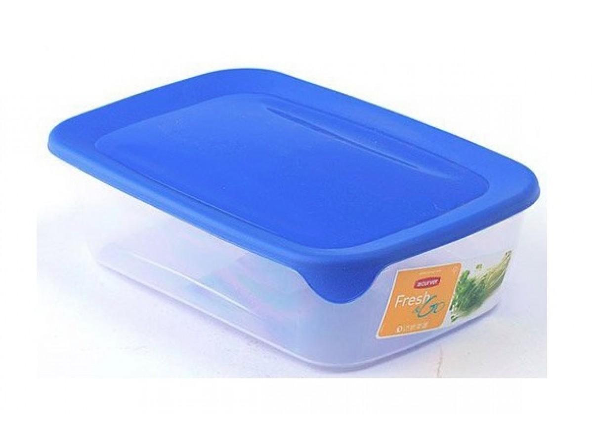 Curver Fresh&Go Емкость для морозилки 2 л синяя (0555)