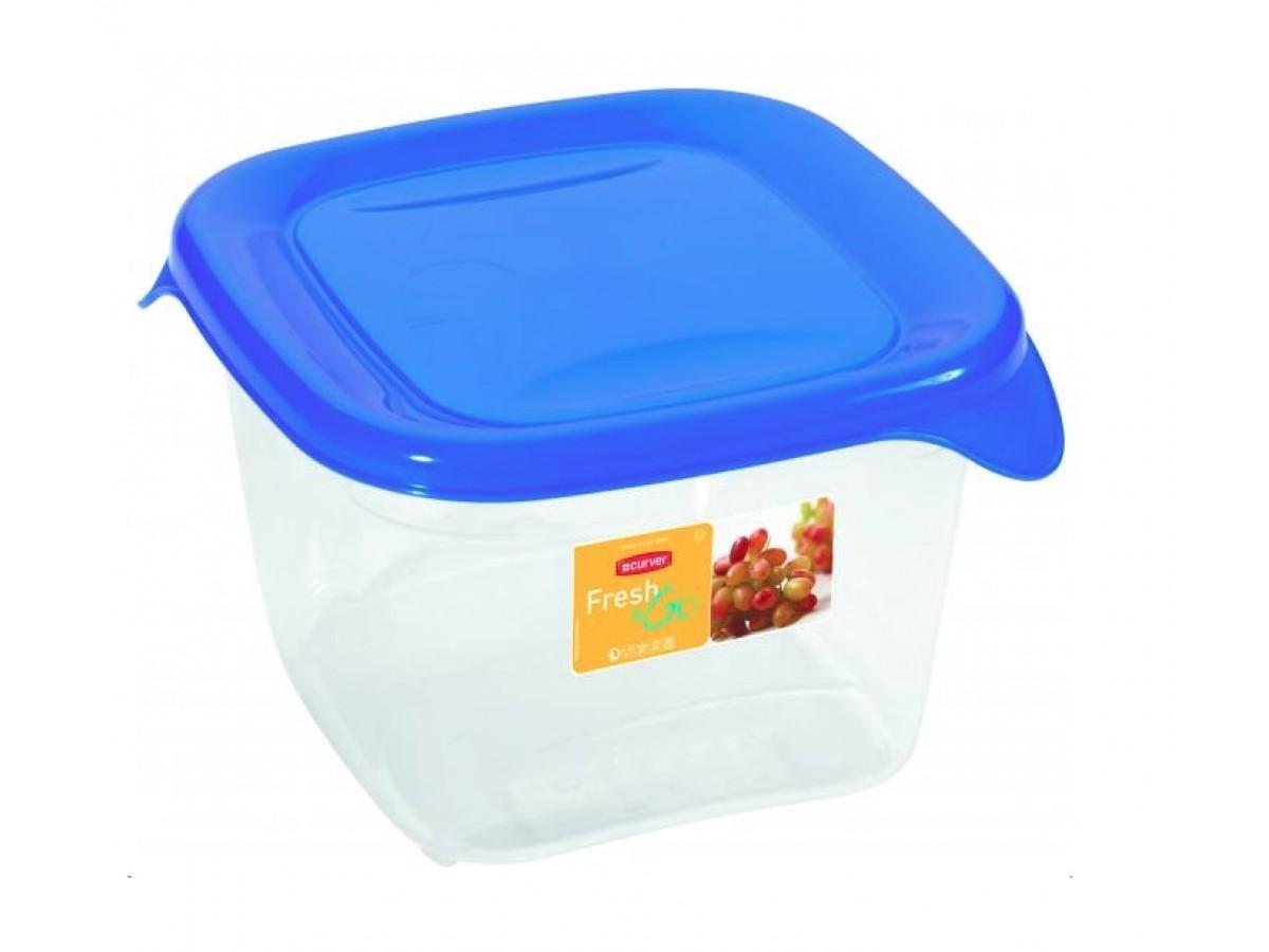 Curver Fresh&Go Емкость для морозилки 1,2 л синяя (0560)