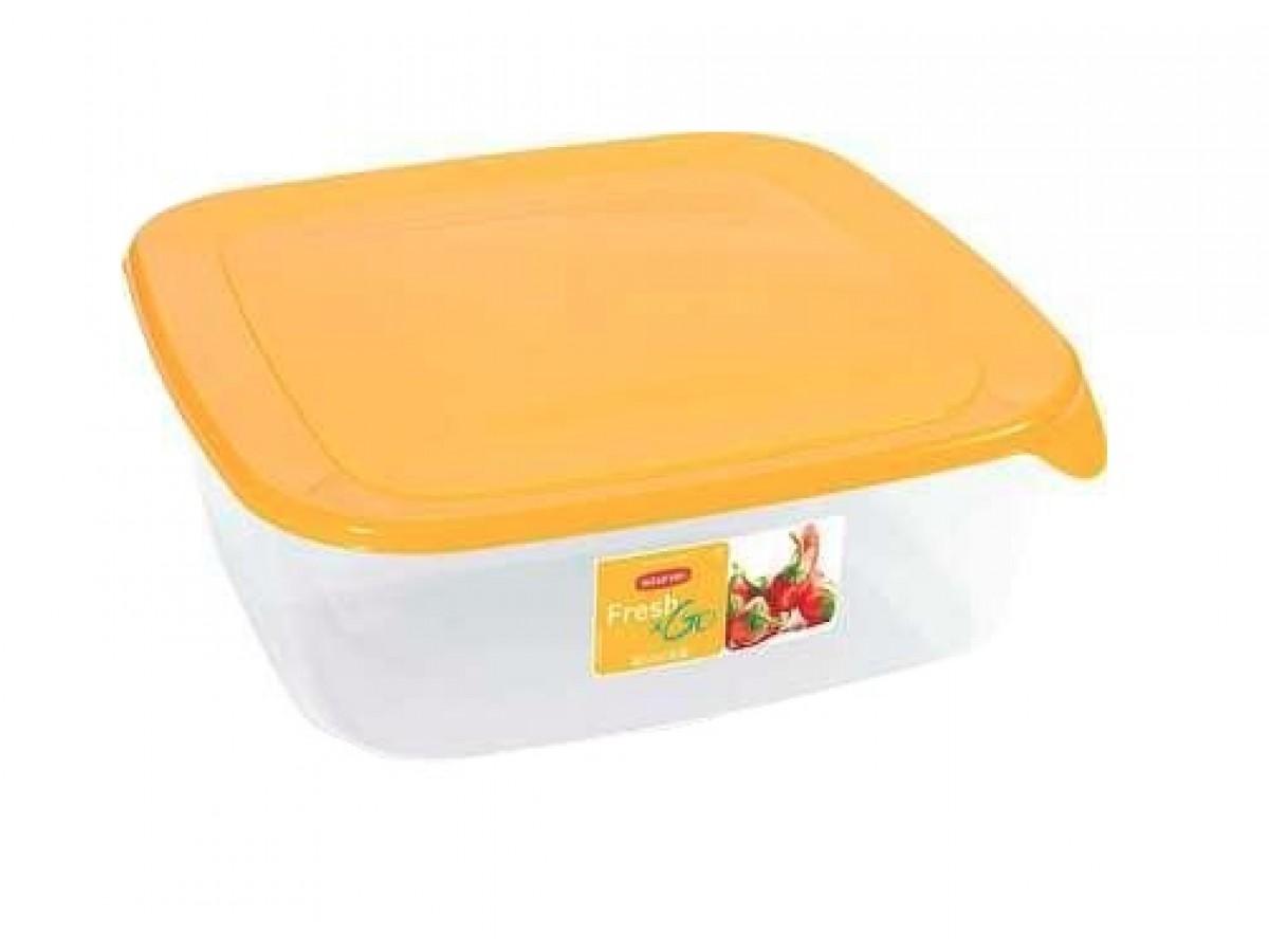 Curver Fresh&Go Емкость для морозилки 2,9 л желтая (0562)