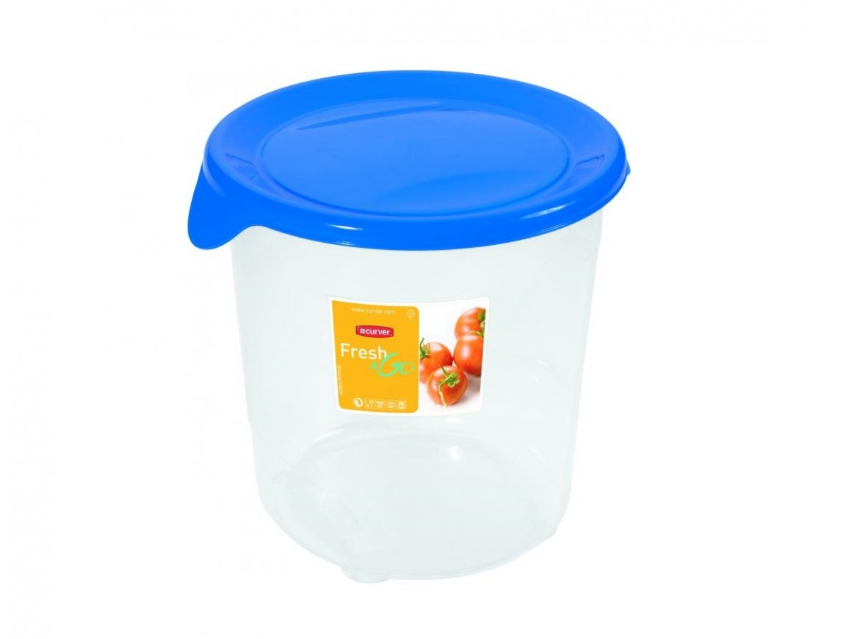 Curver Fresh&Go Емкость для морозилки 1 л синяя