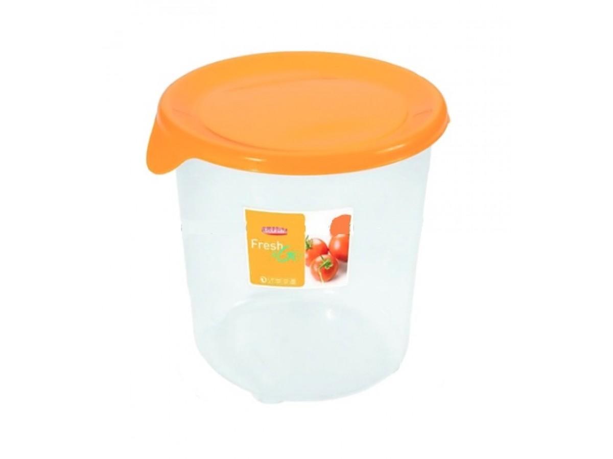 Curver Fresh&Go Емкость для морозилки 1 л желтая