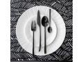 Cutipol Mezzo Black Набор ножей столовых 6 шт