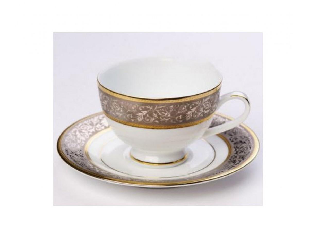 DPL Arabesque Чашка чайная с блюдцем 200 мл