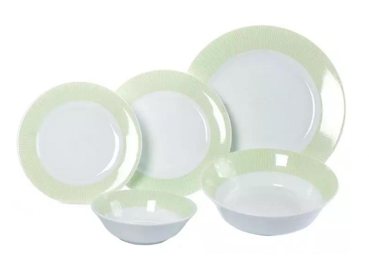 DPL Smart Green Набор столовый на 6 персон