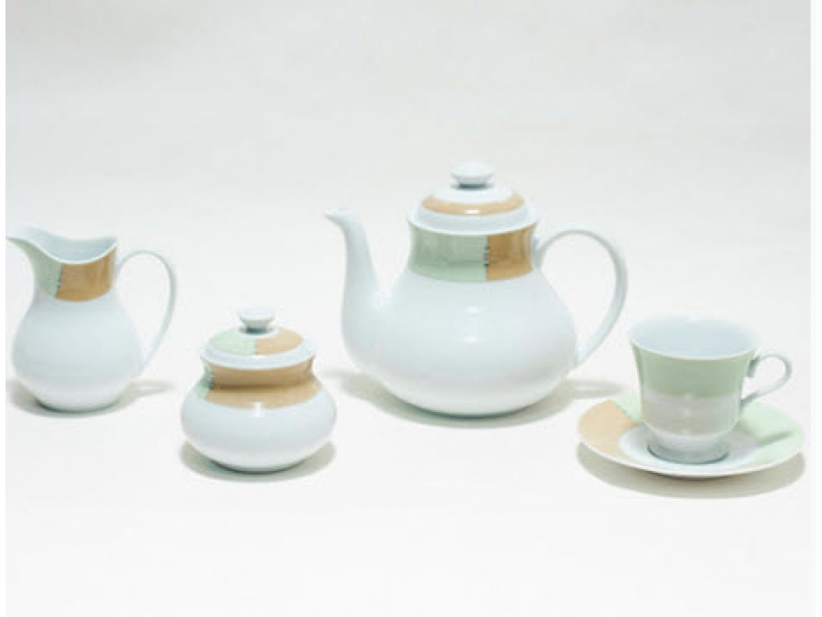 DPL Spring Valley Набор чайный на 6 персон