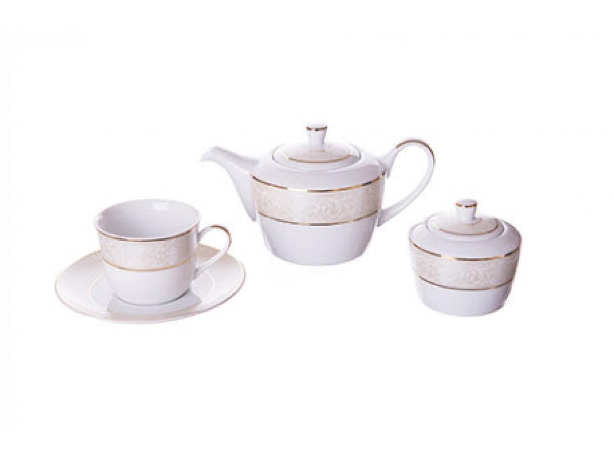 DPL Greta New Набор чайный на 6 персон