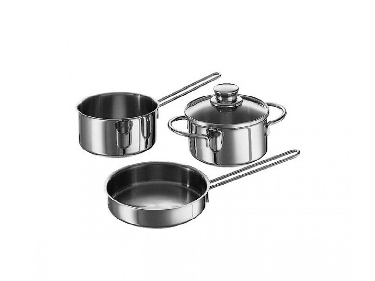 Fissler Snack Set Набор посуды