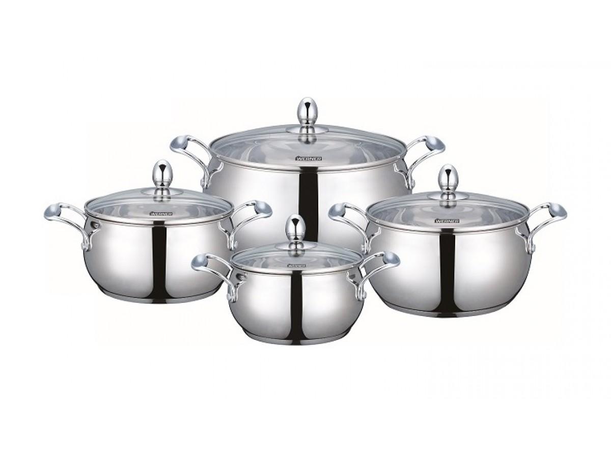 Werner Набор посуды 8 предметов