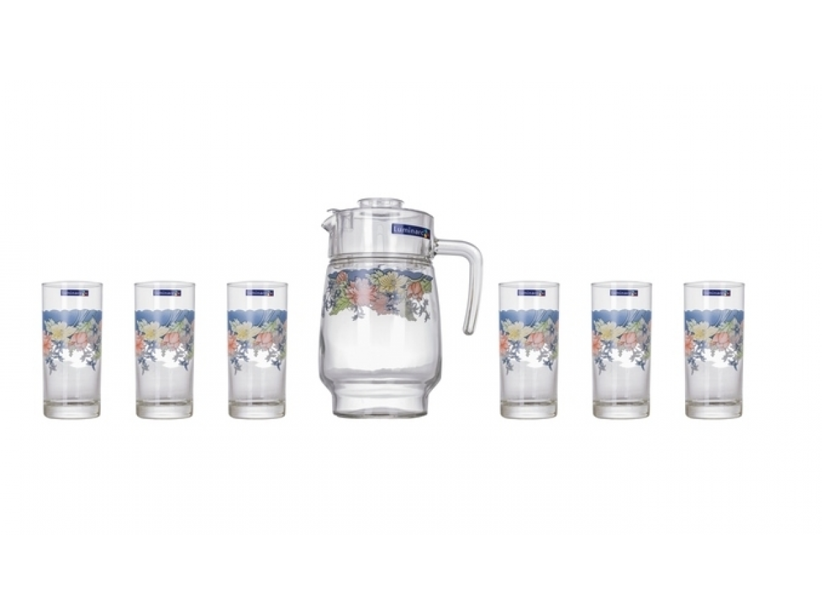 Arcopal Florine Набор для напитков 7 предметов