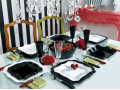Luminarc Authentic Black&White Сервиз столовый 19 предметов