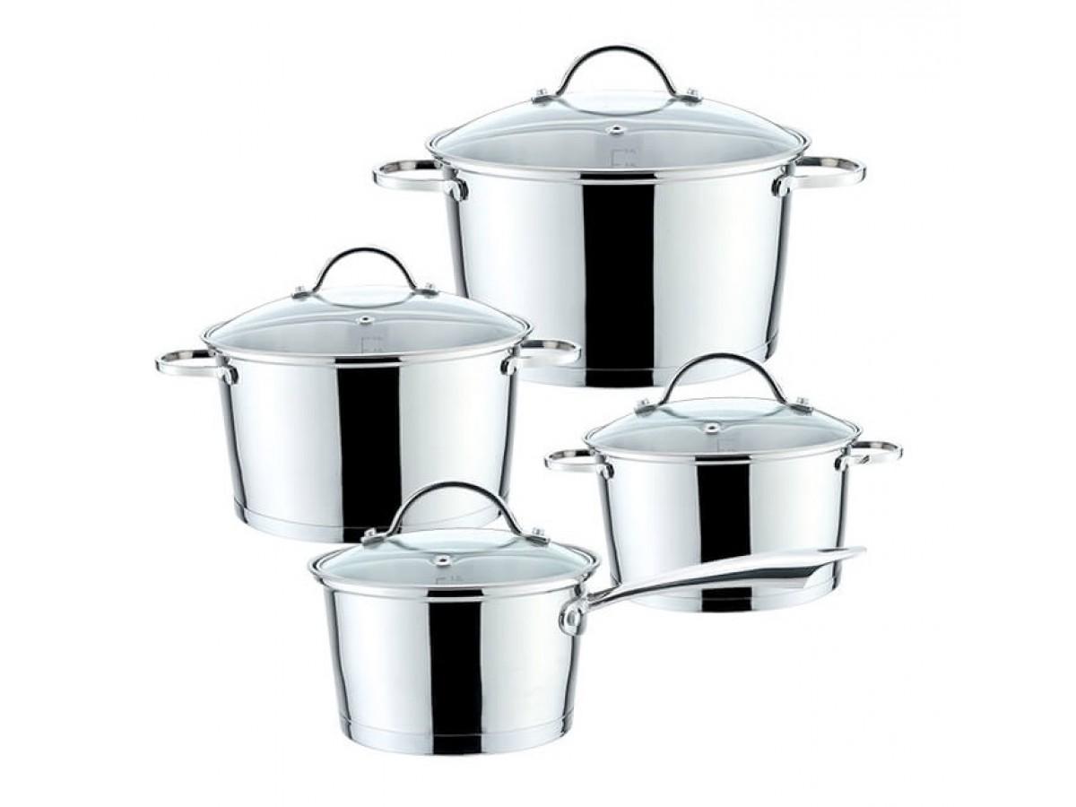 Maestro Набор посуды 8 предметов