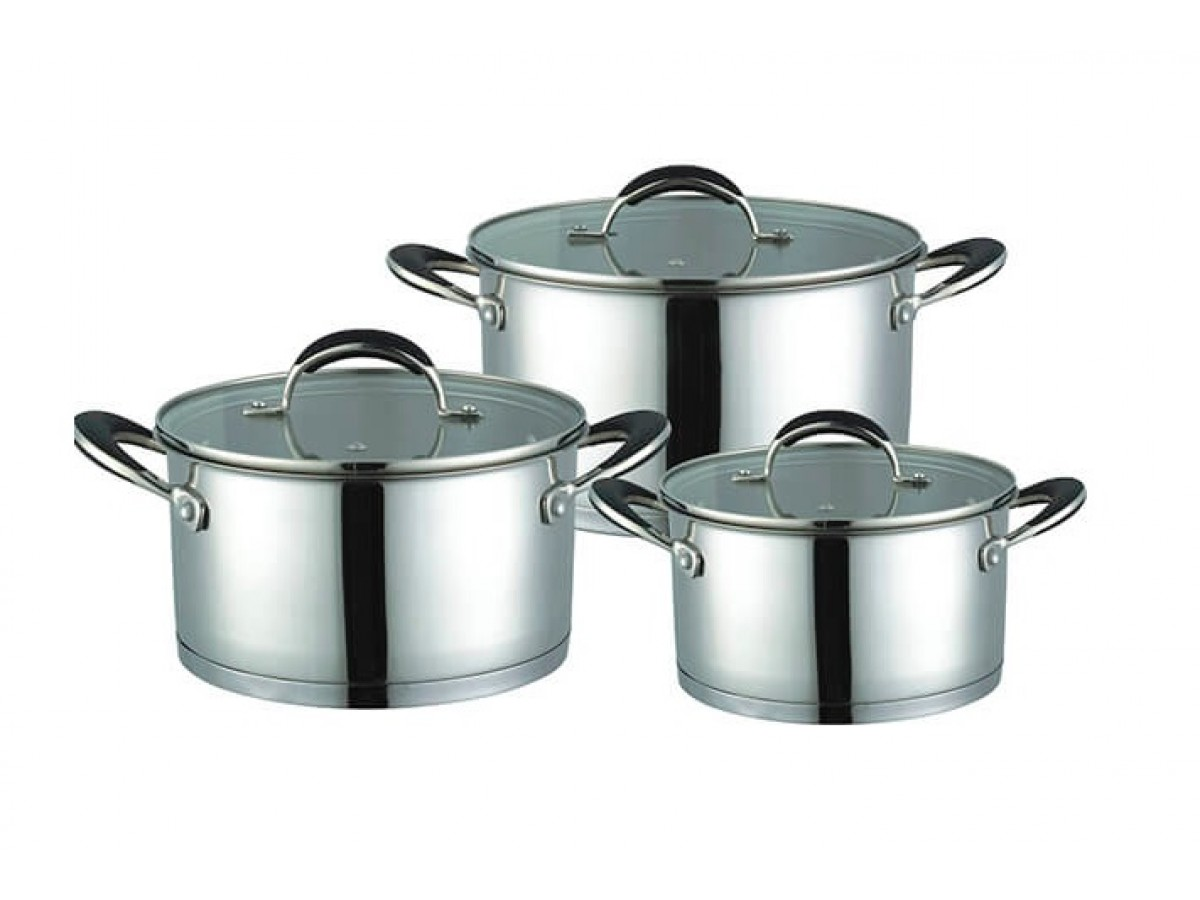 Maestro Набор посуды 6 предметов (3502-6L)