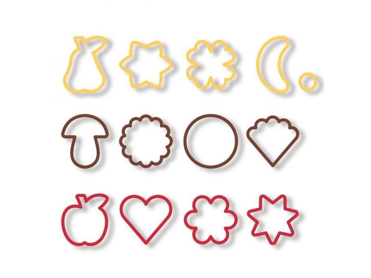 Tescoma Delicia Формочки для печенья 12 шт (630900)