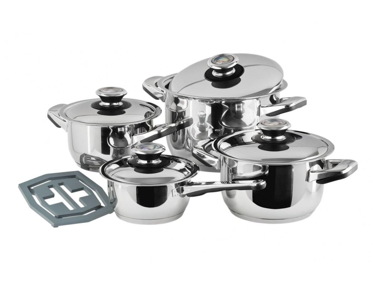 Vinzer Grand Junior Набор посуды 9 предметов (89039)