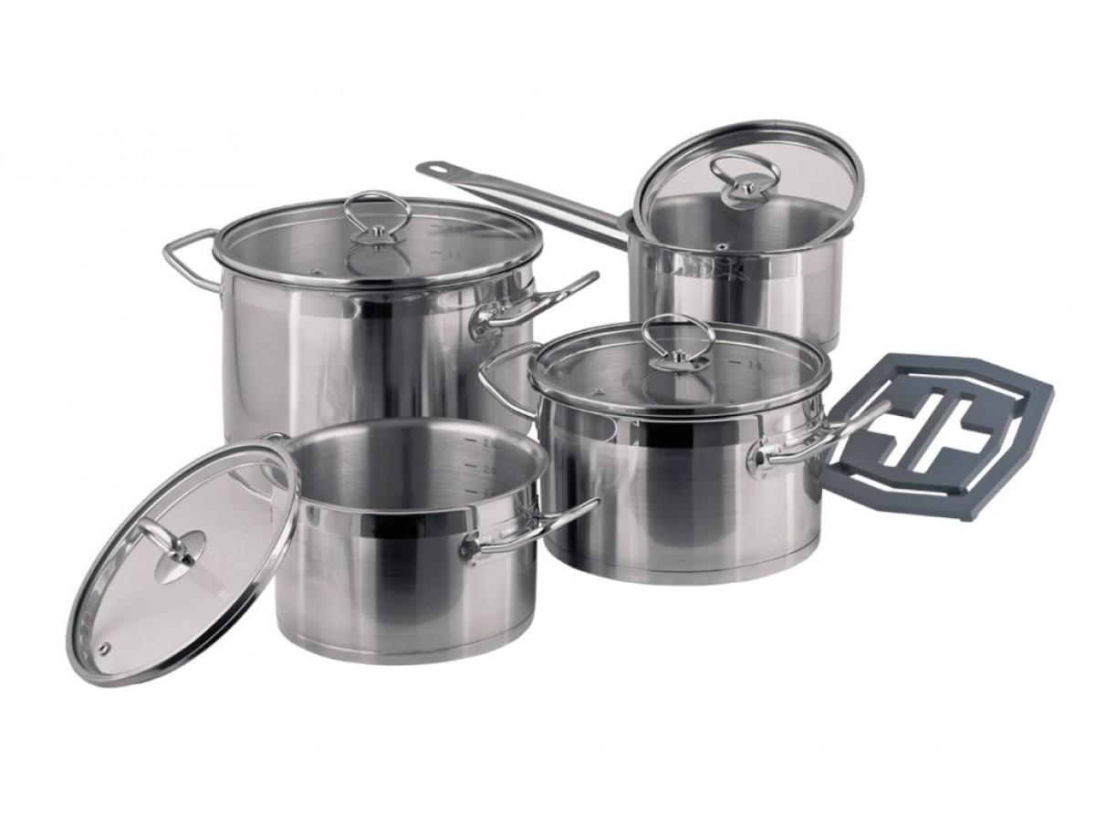 VINZER Universum Compact Набор посуды 9 предметов